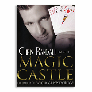 Chris Randall at the Magic Castle - Download