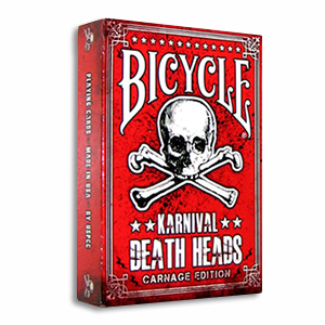 Karnival Death Heads Deck