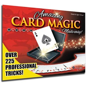 Trolleriåda - Pro Card Magic Set