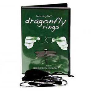 Dragonfly Rings med DVD