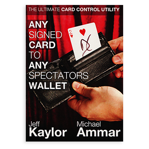 Any Card to Any Spectator's Wallet