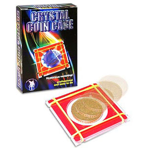 Magic Crystal Coin Case
