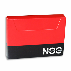 NOC V3s Deck (Red) by The Blue Crown