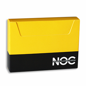 NOC V3s Deck (Yellow) by The Blue Crown