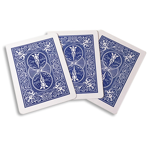 Three Card Monte - Jumbo Size
