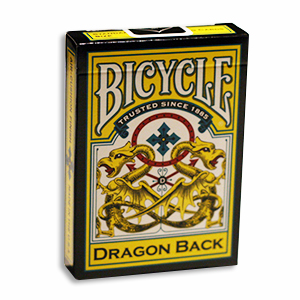 Bicycle Dragon Yellow