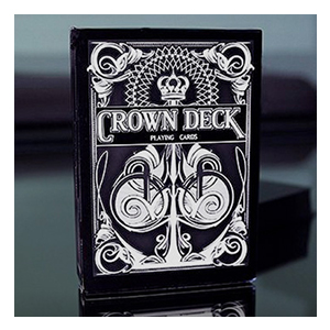 The Crown Deck Svart - Limited