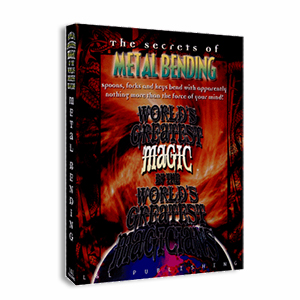 Metal Bending (World's Greatest Magic) - Download