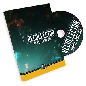 Recollector by Miguel Angel Gea
