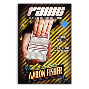 Panic by Aaron Fisher Blue