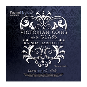 Victorian Coins and Glass by Kainoa Harbottle