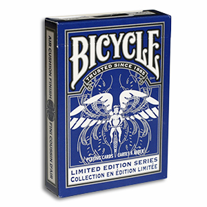 Bicycle Limited Edition Series Blue