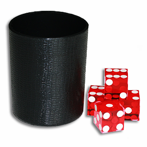 Dice Cup (Cup Only) Dice Stacking