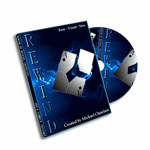 Rewind Gimmick and DVD
