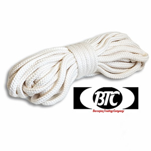 BTC Parlor Rope 15 m White BTC4 - 15mm No Core
