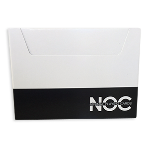 NOC V3s (BLACK) by The Blue Crown