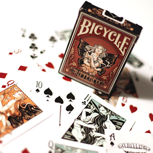 Bicycle Butterfly Deck - Limited Edition