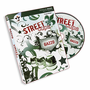 Street Cups DVD and book