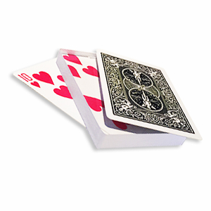Glass Card Deck