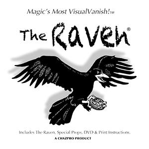 The Raven + DVD