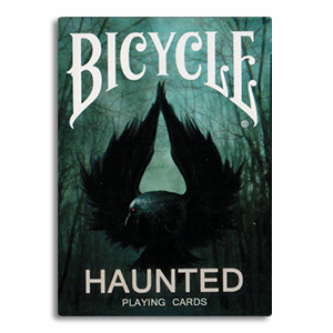 1st Run Bicycle Haunted