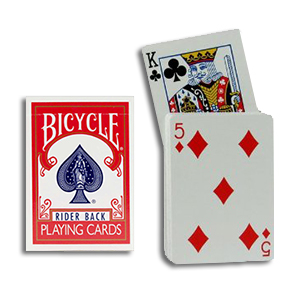 Rising Cards Bicycle