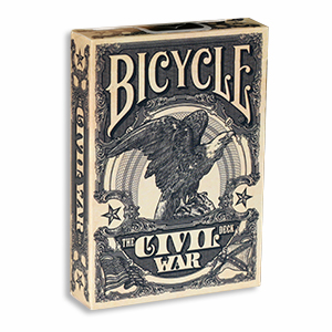 Bicycle Civil War Deck (Blue)