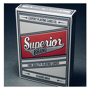 Superior Brand Invisible Deck
