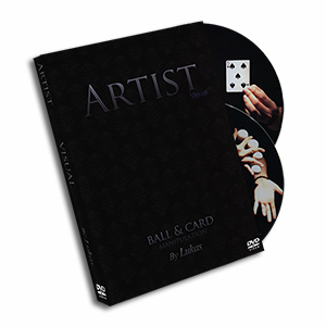 Artist Visual (2 DVDs & Book) by Lukas