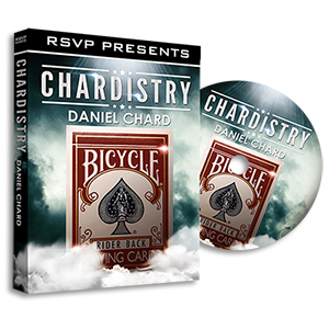 Chardistry by Daniel Chard and RSVP Magic