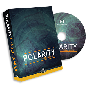 Polarity (Blu) by Pablo Amira