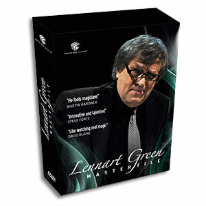 Lennart Green MASTERFILE (4 DVD Set)