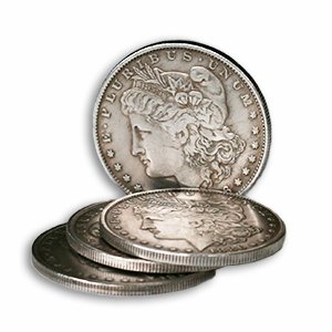 Expanded Morgan Dollars Shell