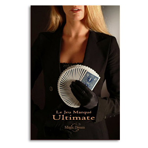 Ultimate Marked Deck RED Back Bicycle Cards
