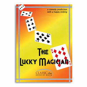 The Lucky Magician by Bazar de Magia