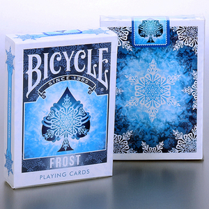 Bicycle Frost Playing Cards