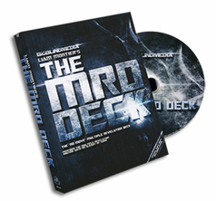 The MRD Deck Red by Big Blind Media