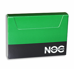 NOC V3s (Green) by The Blue Crown