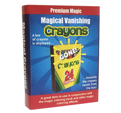 Magical Vanishing Crayons