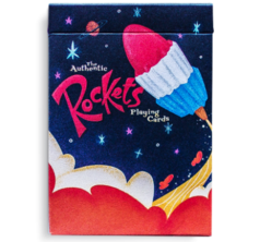 Rockets Playing Cards