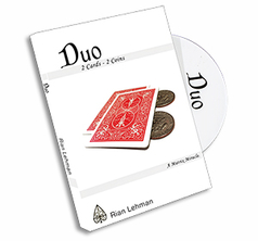 Duo - 2 Card Matrix by Rian Lehman