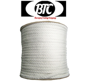 BTC Stage Rope 15 mm, 100 m Extra White No Core