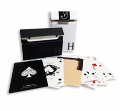 Yu Ho Jin Manipulation Cards White