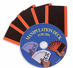 Manipulation Deck - Extra Thin