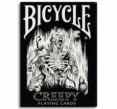 Bicycle Creepy Deck