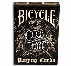 Bicycle Club Tattoo