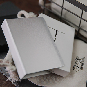 Card Clip (Silver) by TCC