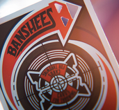 Banshees Advanced: Cards for Throwing