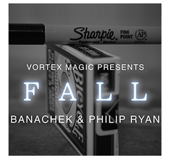 Vortex Magic FALL by Banachek and Philip Ryan