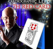 Cardiographic LITE RED CARD
